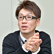 総務部 総務課 副主幹 西澤 徳教 様