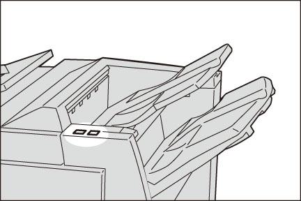 カールを補正するボタンが点灯していることを確認します