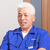 技術課 主任 松井 三明 様