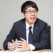 融資審査部 融資戦略室長代理 中川 隆介 様