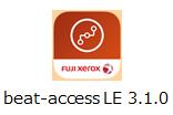 beat-access LE 3.1.0のアイコン