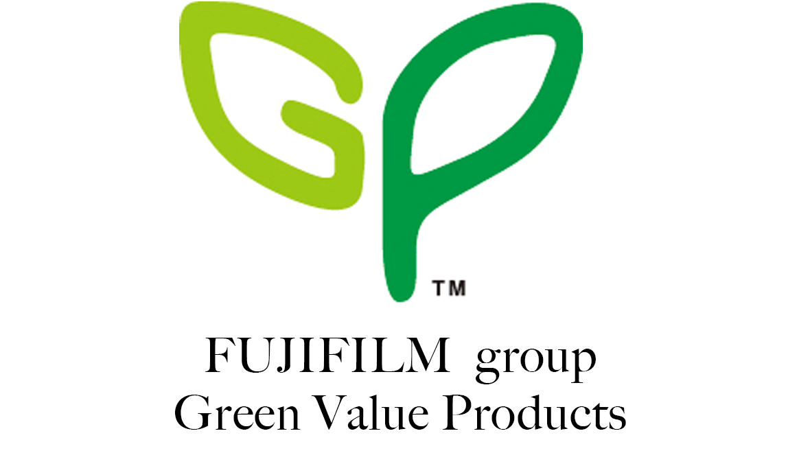 FUJIFILM group Green Value Products