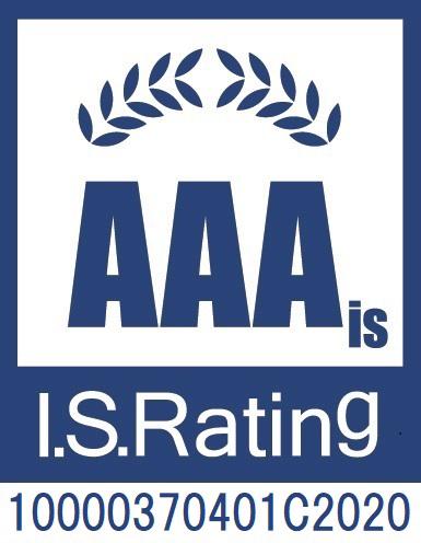 I.S.Rating AAAisロゴ